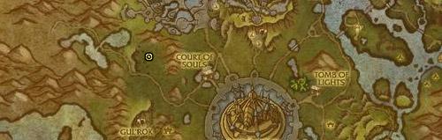 Se récupère sur l'Écho de Marmon dans la Forêt de Talador.
