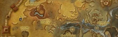 Se récupère sur Urgolax dans le Val de l'Éternel Printemps.