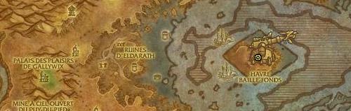 La quête débute auprès de Teemo dans Azshara