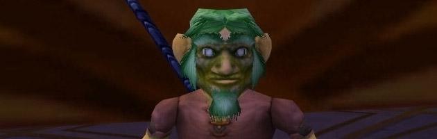 Transformez l'un de vos compagnons en Gnome lépreux