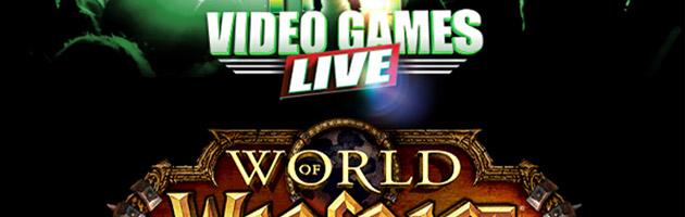 L'affiche de Video Games live