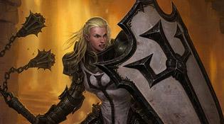 Diablo III Crusader - Glenn Rane