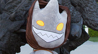 Giant Treasure Goblin Plushie