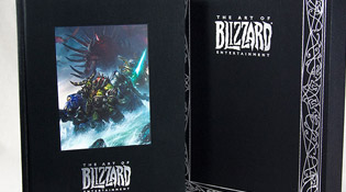 Art of Blizzard Book Limited Edition Hardcover (2013)
