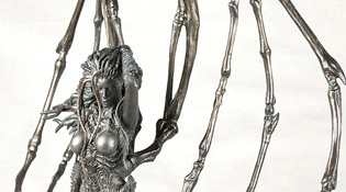 Kerrigan Bust Sculpture Blizzard Holiday Exclusive (2011)