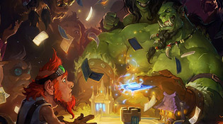 Hearthstone Key Art - Laurel D. Austin
