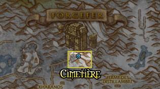 Cimetière Nain et Gnome - Forgefer