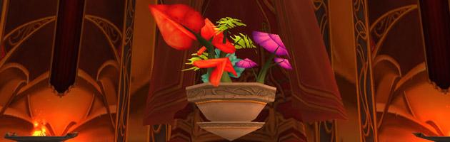 Le bouquet printanier mystique nouvelle mascotte de l'évènement