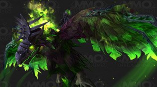 Monture Corrupted Dreadwing