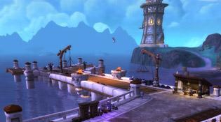Chantier naval du côté de l'Alliance