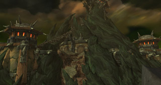 L'arrière de la Citadelle