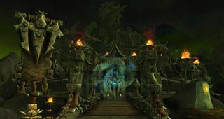 La citadelle des Flammes infernales