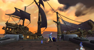 Le débarcadère de l'Alliance