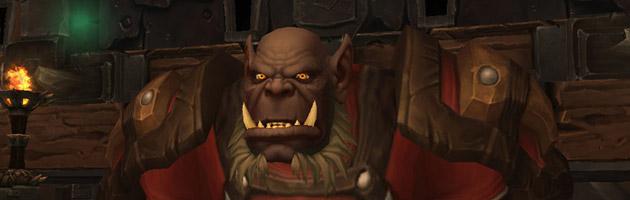 Solog Roark le charpentier de Fer à Gorgrond