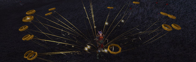 Le jouet Lance-anneaux de Sombrelune vous fera tomber à la renverse !