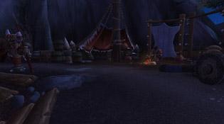 Lumière d'un feu de camps avant le patch 6.1