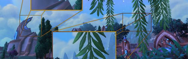 Le patch 6.1 apportent de nouvelles options graphiques comme l'anti-crénelage