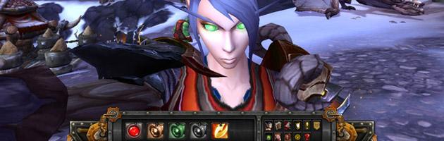 L'interface du jouet Appareil photo P.R.O.F.I.L. Mod.II