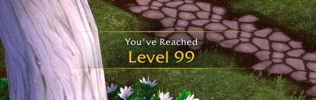 Doubleagent atteint le niveau 99