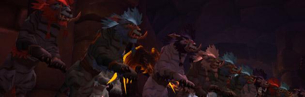 La guilde Incentive prend l'apparence du Félin de nos amis Druide