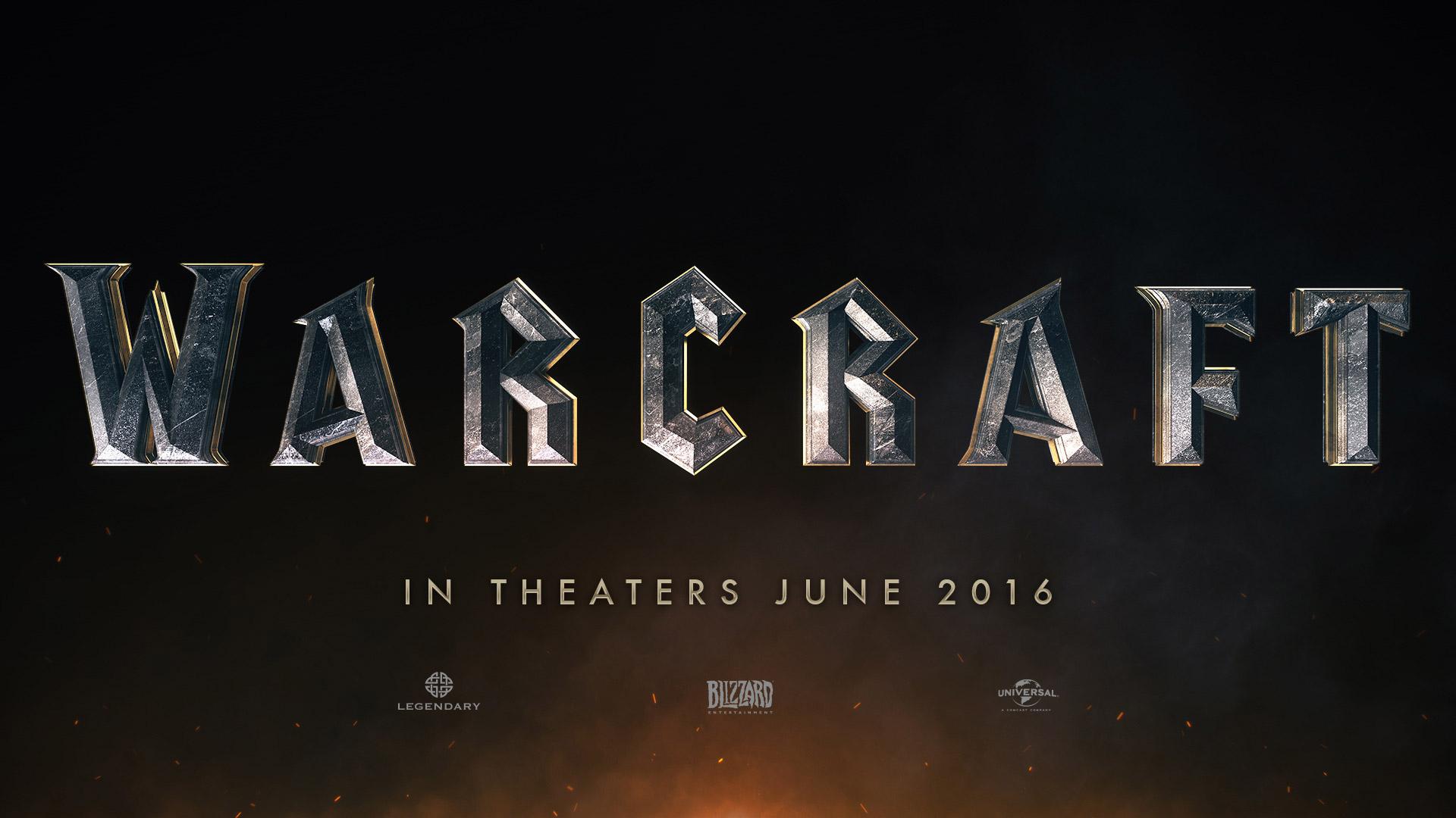 Nouveau logo du film Warcraft