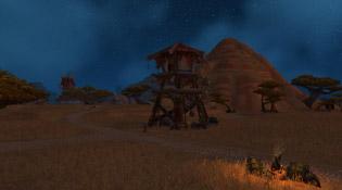 La nuit aux Tarides au patch 6.2