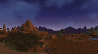 La nuit à Durotar au patch 6.2
