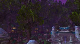 La nuit à Darnassus au patch 6.2