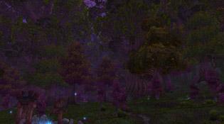 La nuit à Teldrassil au patch 6.2