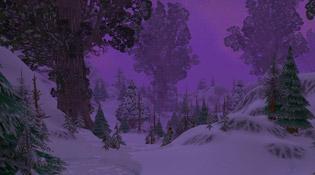 La nuit au Berceau-de-l'hiver au patch 6.2
