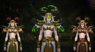 T18 et Saison 2 Warlords du Druide