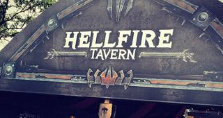 La Hellfire Tavern, le stand de Blizzard au Hellfest