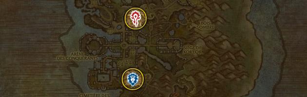 A'shran vous propose un nouveau terrain de jeu les excavations