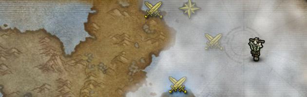 Des missions blocus vous permettent d'accéder à des missions aux très belle récompenses