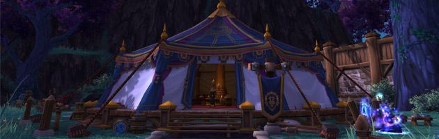 La tour des mages de l'Alliance utile pour vos missions navales