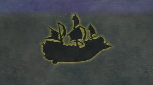 Mission navale : Récupération de ravitaillement