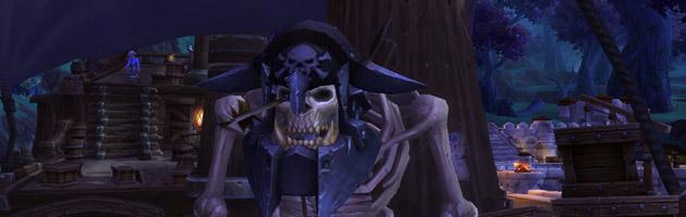 Transformez-vous en un pirate fantomatique