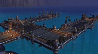 Chantier naval de la Horde