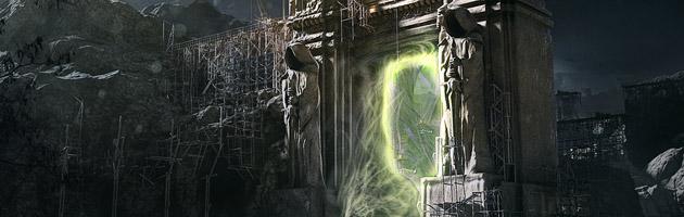 Ouverture de la Porte des ténèbres par Guilherme Henrique