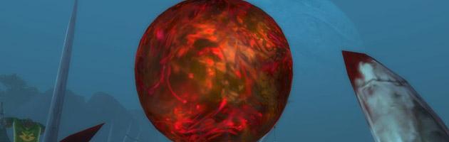Drainez l'énergie de la lune de sang à Zeth Gol