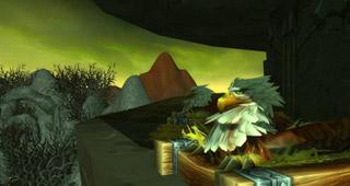 Le raid est envahi par la Légion ardente