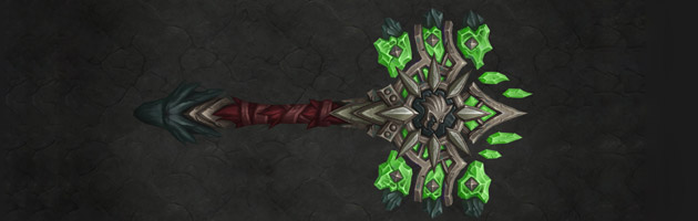 Légion - Les armes prodigieuses  Amelioration