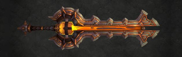 Légion - Les armes prodigieuses  Armes