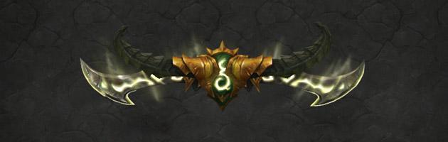 Légion - Les armes prodigieuses  Devastation