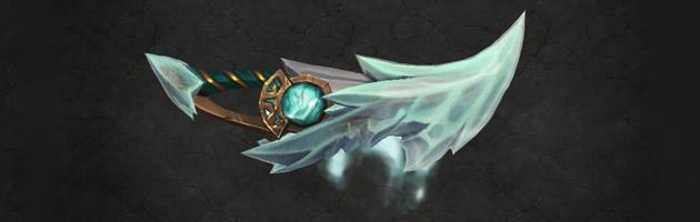 Légion - Les armes prodigieuses  Finesse