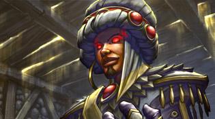 Le retour de Irion dans Legion ?