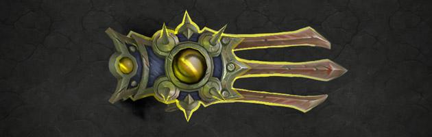 Légion - Les armes prodigieuses  Marche-vent