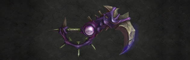Légion - Les armes prodigieuses  Ombre