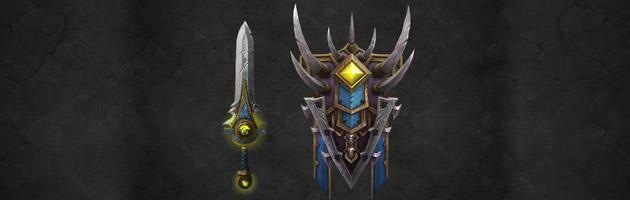 Légion - Les armes prodigieuses  Protection