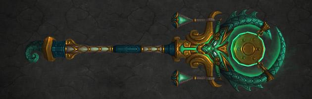 Légion - Les armes prodigieuses  Tisse-brume